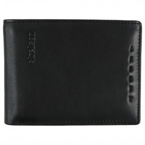 Strellson Billfold H7 Oxford Circus black