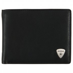 Strellson Harrison H8 Billfold Herrenbörse black