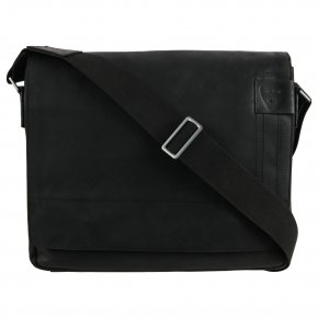 Strellson Richmond black LHF Messenger