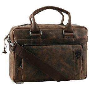Strellson Richmond briefbag dark brown