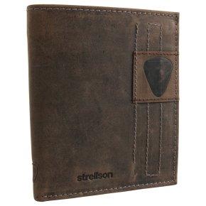 Strellson Richmond V12 Börse dark brown