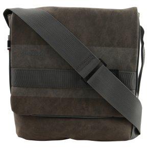 Finchley dark brown MVF shoulder