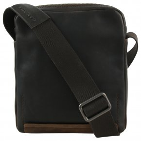 Strellson CAMDEN dark brown Shoulderbag