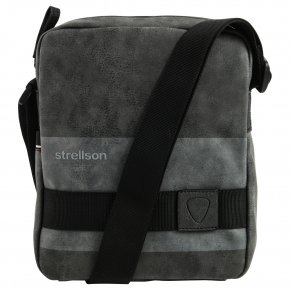 Strellson Finchley dark grey SVZ shoulder