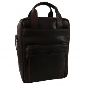 Strellson Coleman 2.0 dark brown backpack