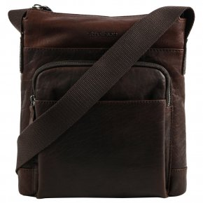 Strellson Coleman 2.0 dark brown  SVZ shoulder