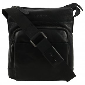 Strellson Coleman 2.0 black SVZ shoulder
