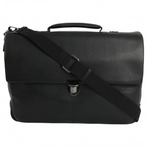 Strellson Garret M black HF briefbag