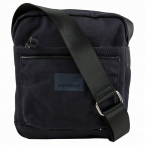 Strellson Harrow dark blue shoulderbag