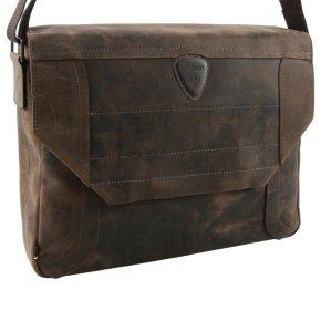 Strellson HUNTER Laptoptasche dark brown