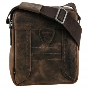 Strellson HUNTER shoulderbag dark brown