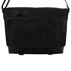 Strellson Swiss Cross black messenger