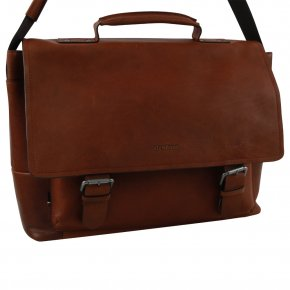 Strellson Turnham 2 briefbag mhf brown