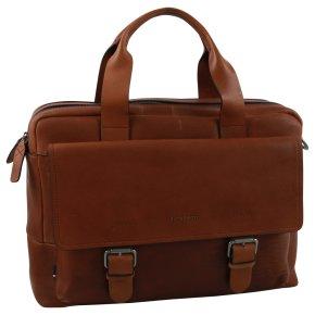 Strellson Turnham 2 briefbag xlhz brown