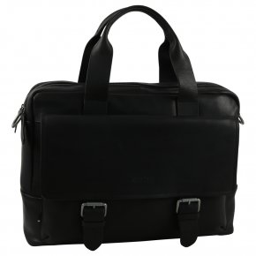Strellson Turnham 2 briefbag xlhz black