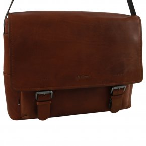 Strellson Turnham 2 Messenger lhf brown