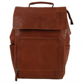Strellson Upminster cognac backpack