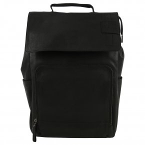 Upminster black backpack