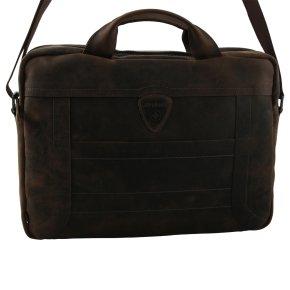 Strellson HUNTER dark Laptoptasche brown