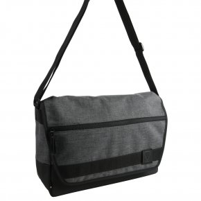 Strellson Northwood lhf1 dark grey messenger