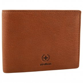 Strellson blackwall billfold h7 cognac RFID