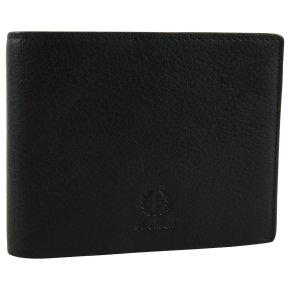 Strellson blackwall billfold h7 RFID Börse black