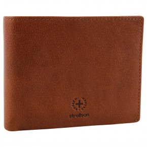 Strellson blackwall billfold h8 cognac RFID