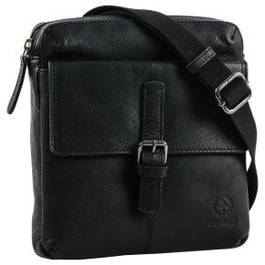 Strellson blackwall black shoulderbag