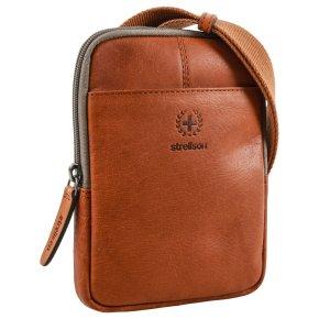 Strellson blackwall cognac shoulderbag