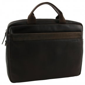 Strellson CAMDEN briefbag shz dark brown
