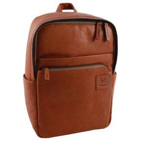 Strellson hyde park cognac backpack