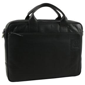 Strellson hyde park black briefbag