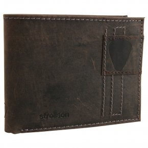 Strellson Billfold H6 Richmond Herrenbörse dark brown