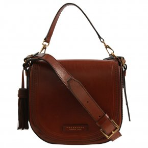 the bridge Damenhandtasche Rindleder braun