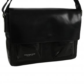 the bridge Laptoptasche Messenger Bag schwarz