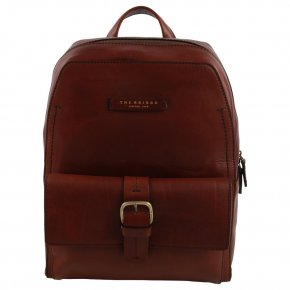 the bridge Rucksack braun