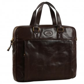the bridge CHATWIN Laptoptasche testa di moro