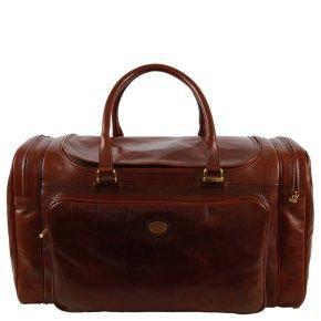Reisetasche 55cm Rindleder braun