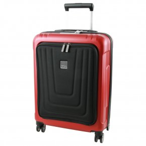 Titan X-Ray 4w S Front-Pocket Trolley atomic red