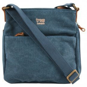 Troop London Across blue Body Bag Canvas