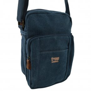 Troop London Shoulderbag blue