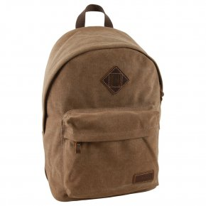Troop London Backpack Canvas brown