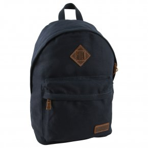 Troop London Backpack Canvas navy