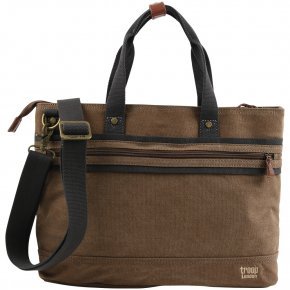 Handle  Bag  Canvas brown