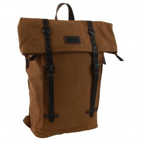 Troop London Backpack Canvas camel
