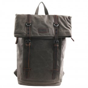 Troop London Backpack Canvas olive