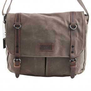 Troop London Bag Canvas olive