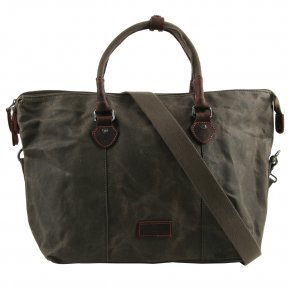 Troop London Weekender olive