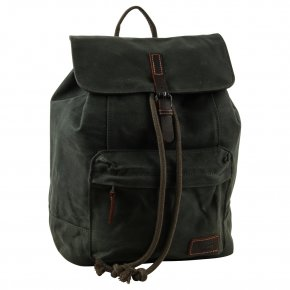 Troop London Backpack dark green