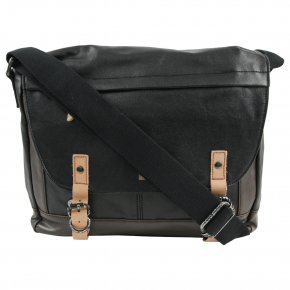 Troop London Messenger black